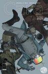 Обложка комикса Сага №12