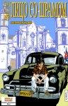 Обложка комикса Лицо со Шрамом: Замаскированный Дьявол №1
