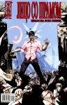 Обложка комикса Лицо со Шрамом: Шрам на Всю Жизнь №5