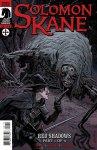 Обложка комикса Соломон Кейн: Красные Тени №1