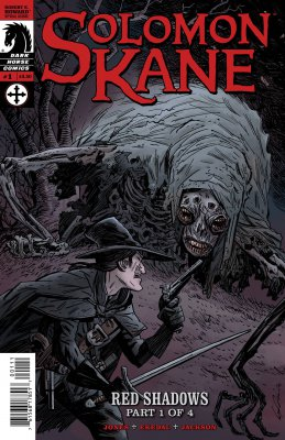 Серия комиксов Соломон Кейн: Красные Тени