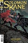 Обложка комикса Соломон Кейн: Красные Тени №2