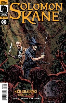Серия комиксов Соломон Кейн: Красные Тени №3