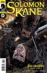 Обложка комикса Соломон Кейн: Красные Тени №4