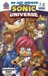 Обложка комикса Вселенная Соника №5