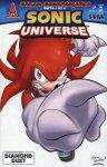 Обложка комикса Вселенная Соника №9