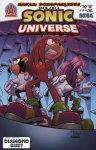 Обложка комикса Вселенная Соника №10