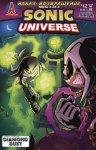 Обложка комикса Вселенная Соника №12
