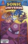 Обложка комикса Вселенная Соника №13