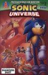 Обложка комикса Вселенная Соника №14