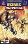 Обложка комикса Вселенная Соника №18
