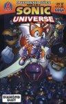 Обложка комикса Вселенная Соника №20