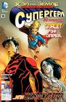 Обложка комикса Супергерл №14