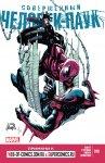 Обложка комикса Совершенный Человек-Паук №18