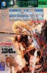 Обложка комикса Юные Титаны №13