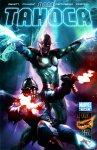 Обложка комикса Танос Возвращение №6