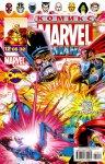 Обложка комикса Танос: Бесконечная Пустота №8