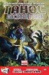 Обложка комикса Танос Восхождение №4