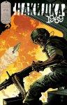 Обложка комикса Накидка: 1969 №1