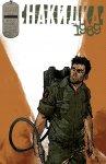Обложка комикса Накидка: 1969 №4