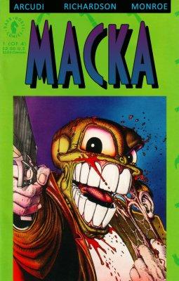 Серия комиксов Маска