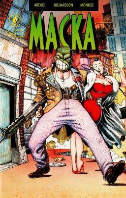 Серия комиксов Маска №2