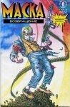 Обложка комикса Возвращение Маски №1