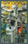 Обложка комикса Песочный Человек: Увертюра №2