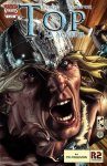 Обложка комикса Тор: За Асгард №3