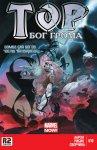 Обложка комикса Тор: Бог Грома №10