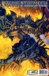 Обложка комикса Трансформеры: Эволюция №3