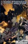 Обложка комикса Трансформеры: Эволюция №4