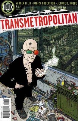 Серия комиксов Трансметрополитан