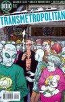 Обложка комикса Трансметрополитан №2