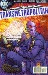 Обложка комикса Трансметрополитан №3