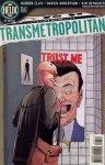 Обложка комикса Трансметрополитан №4