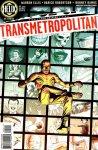 Обложка комикса Трансметрополитан №5