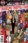 Обложка комикса Трансметрополитан №6