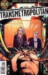 Обложка комикса Трансметрополитан №7