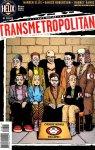Обложка комикса Трансметрополитан №8