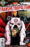Обложка комикса Трансметрополитан №10