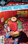 Обложка комикса Трансметрополитан №11