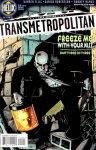 Обложка комикса Трансметрополитан №12