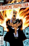 Обложка комикса Трансметрополитан №14