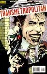 Обложка комикса Трансметрополитан №15