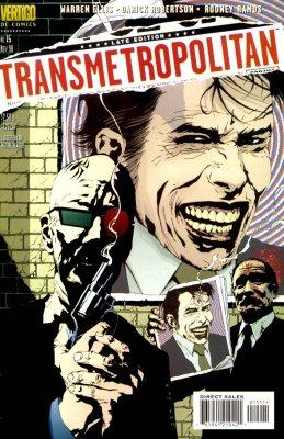 Серия комиксов Трансметрополитан №15