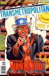 Обложка комикса Трансметрополитан №18