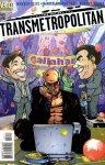 Обложка комикса Трансметрополитан №20