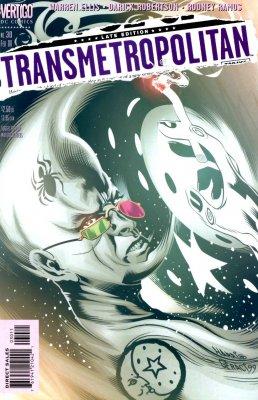 Серия комиксов Трансметрополитан №30