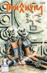 Обложка комикса Триллиум №7